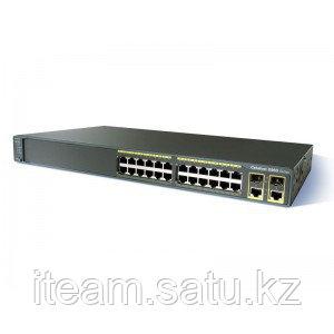 Коммутатор WS-C2960+24LC-S