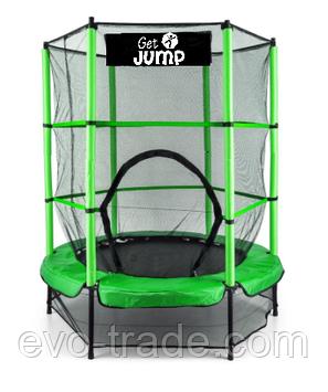 Батут c сеткой 140 см от Get Jump