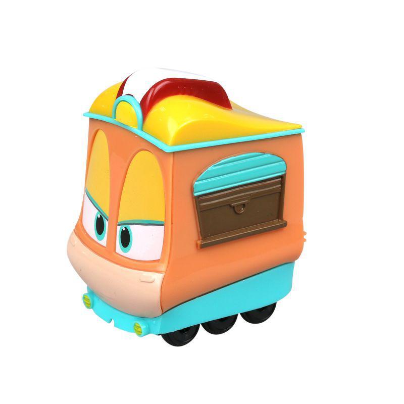 Robot Trains. Паровозик Джейни