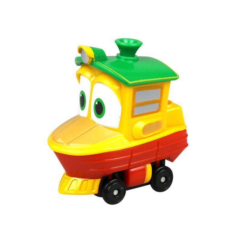 Robot Trains. Паровозик Утенок