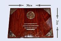 Сувенирые медали в большом футляре