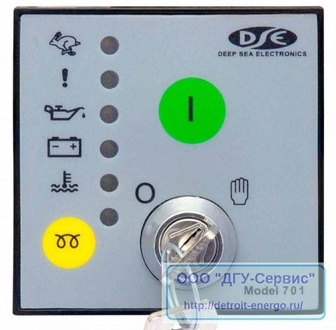 Контроллер DSE 701 MK2 Deep Sea, фото 2