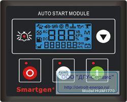 Контроллер Smartgen HGM1770, фото 2
