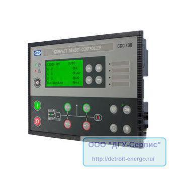 Контроллер CGC413 DEIF, фото 2