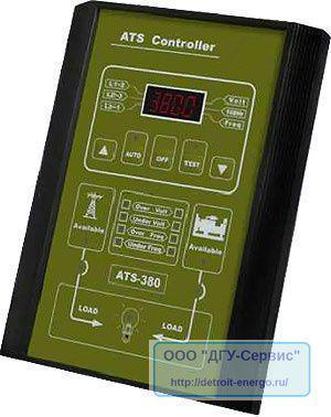 Контроллер ATS-380 Kutai Electronics, фото 2