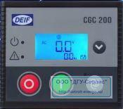 Контроллеры CGC200 и CGC400 DEIF