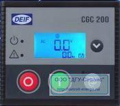 Контроллеры CGC200 и CGC400 DEIF, фото 2
