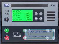 Контроллер CGC412 DEIF, фото 2