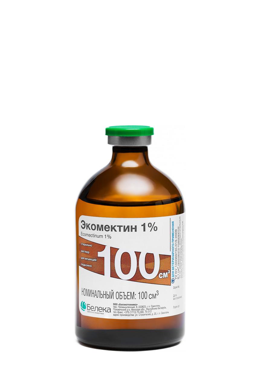 Экомектин 1% 100 мл