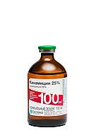 Канамицин 25% 100 мл