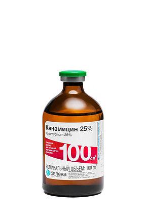 Канамицин 25% 100 мл, фото 2