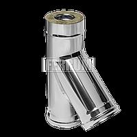 Сэндвич-тройник Ferrum 135° Ф 120х200