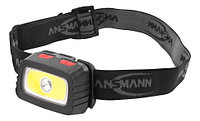 Фонарь налобный Ansmann Headlight HD200B LED