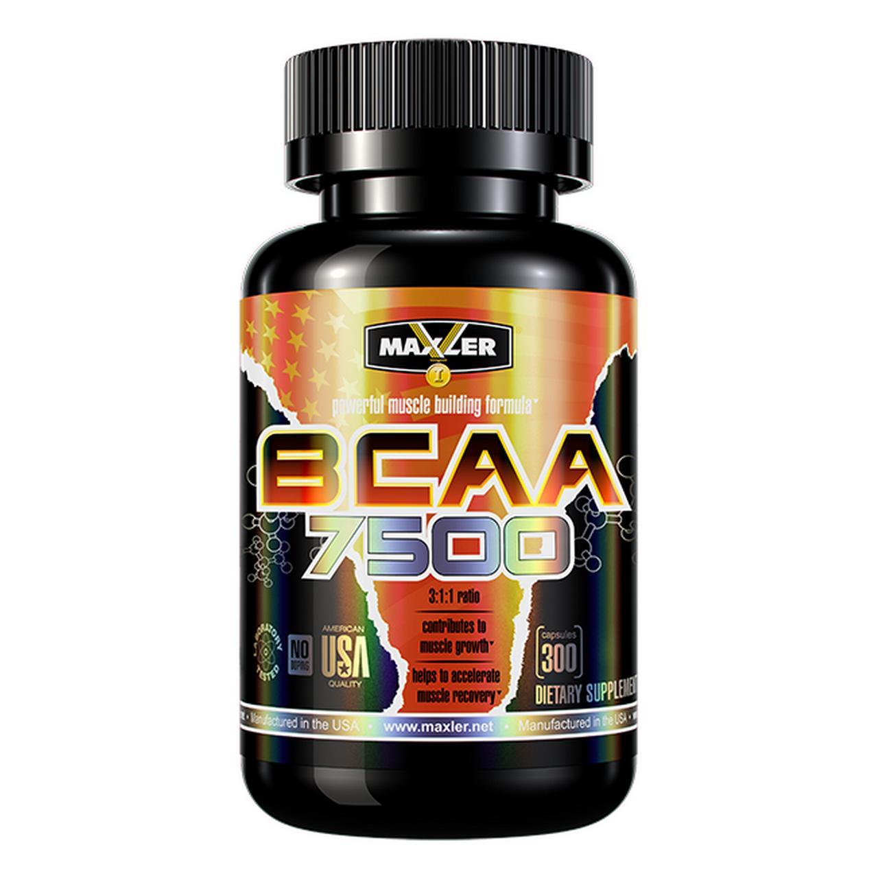 BCAA 7500 (300 капсул)