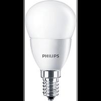 Светодиодная лампа Philips Corepro lustre ND 2700k 5.5W E14 827