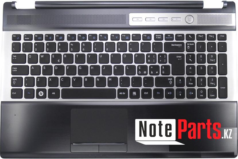 Клавиатура для ноутбука Samsung RF510 / RF511  RU в сборе с панелью