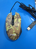 Игровая компьютерная мышка FAMI, 4000 DPI, 3D