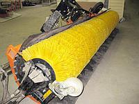 Оборудование щеточное (без щетки) на КО-713   КО-713.20.00.000