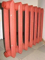 Радиатор чугунный МС-90  (Китай), фото 2