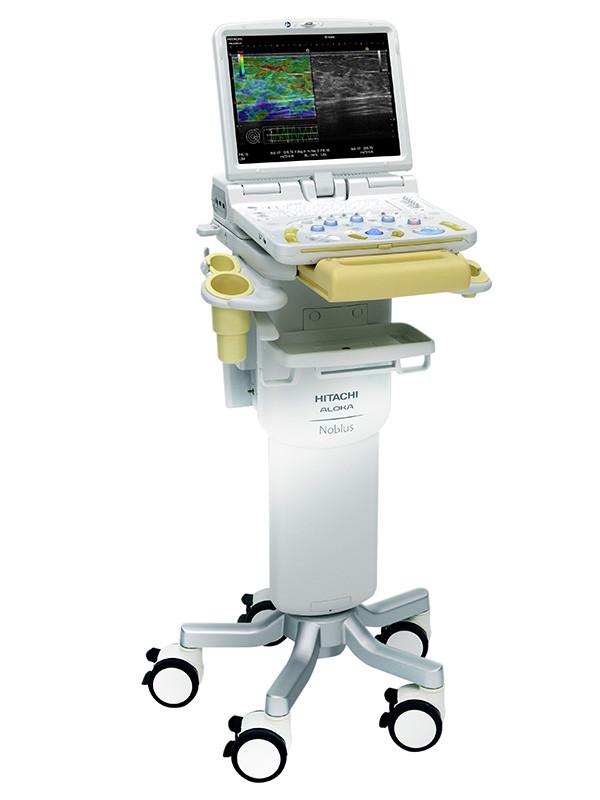Портативная ультразвуковая система (УЗИ) Hitachi Noblus