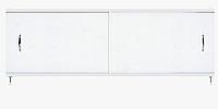 Экран под ванну-белые пластиковые