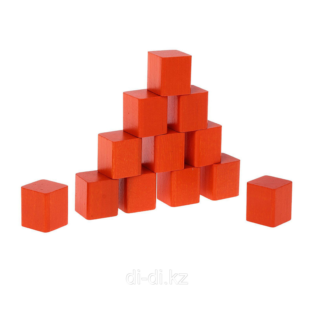 Обучающий набор КРАСНОКАМСКАЯ ИГРУШКА Счетный материал Кубики