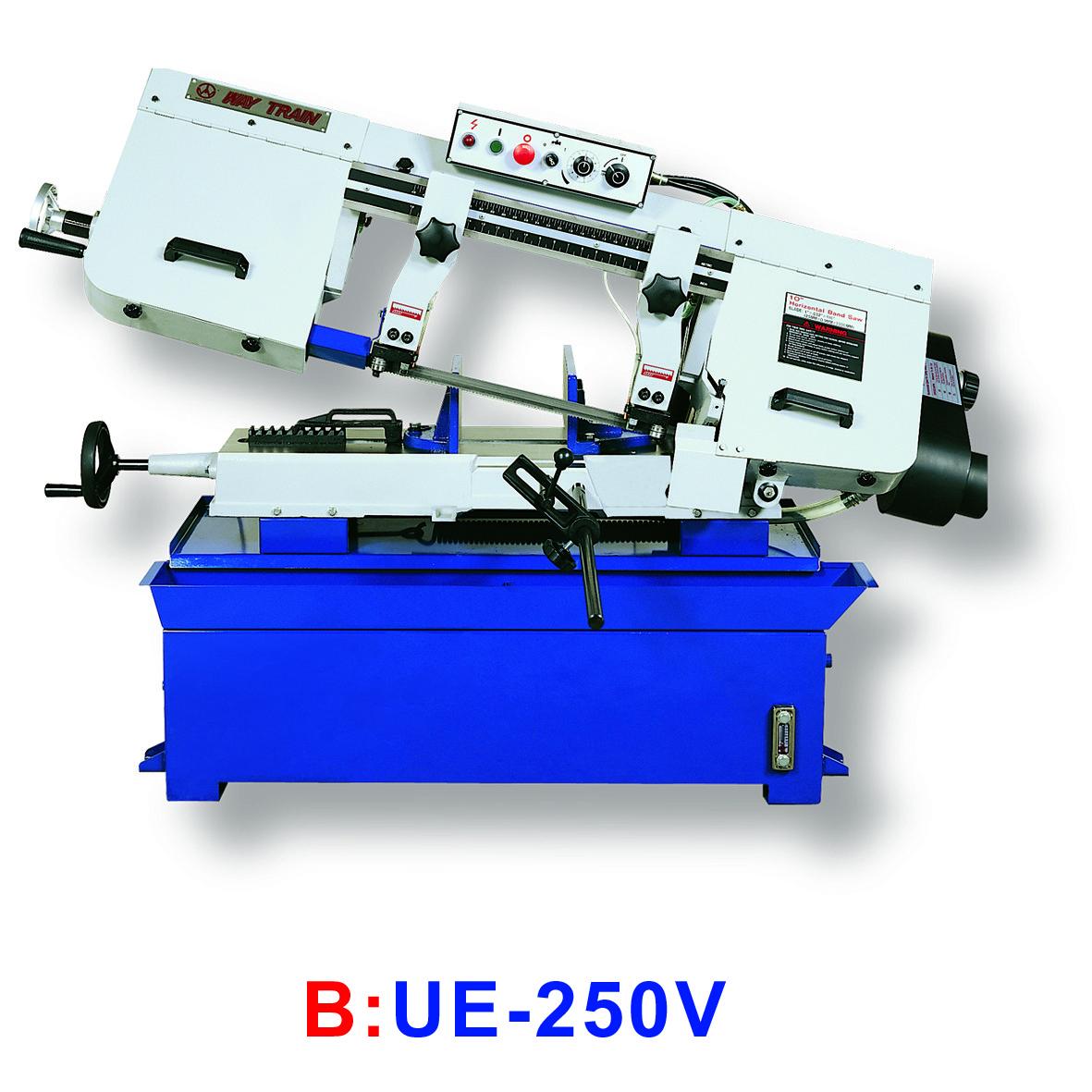 Ручной ленточнопильный станок UE-250V