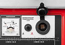 Бензиновый генератор с автозапуском, 6200 Вт, ЗУБР, фото 3