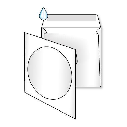 Конверт для СД дисков