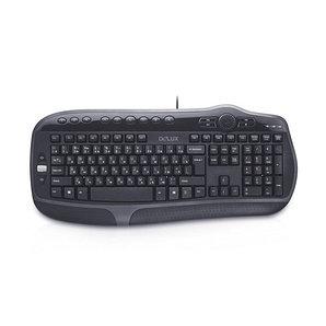 Клавиатура Delux DLK-9050UB