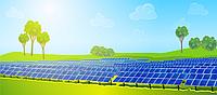 Срок службы и эффективность солнечных электростанций