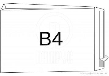 Конверт B4