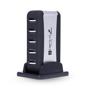 Расширитель USB Deluxe на 7 Портов DUH7001BK