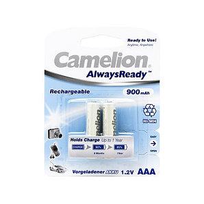 Аккумулятор CAMELION AlwaysReady Rechargeable NH-AAA900ARBP2