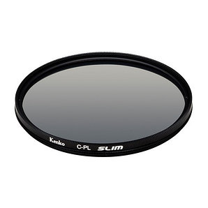 Фильтр для объектива Kenko 58S Circular PL SLIM