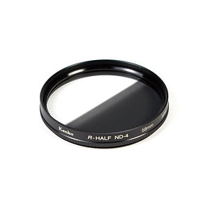 Фильтр для объектива Kenko 58S R-HALF ND4