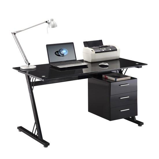 Компьютерный стол Deluxe DLFT-3314CT-B Sigma