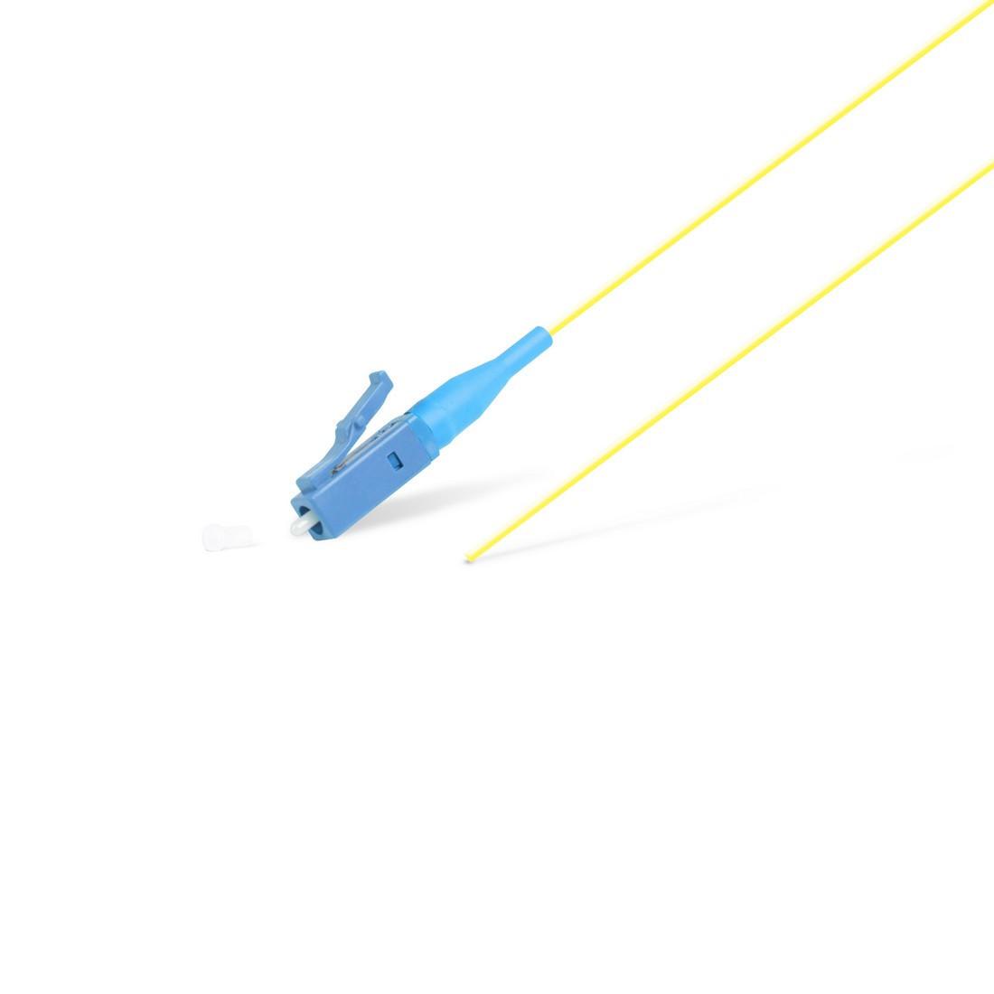 Пигтейл Оптический LC/UPC SM 9/125 0.9мм 1.5 м