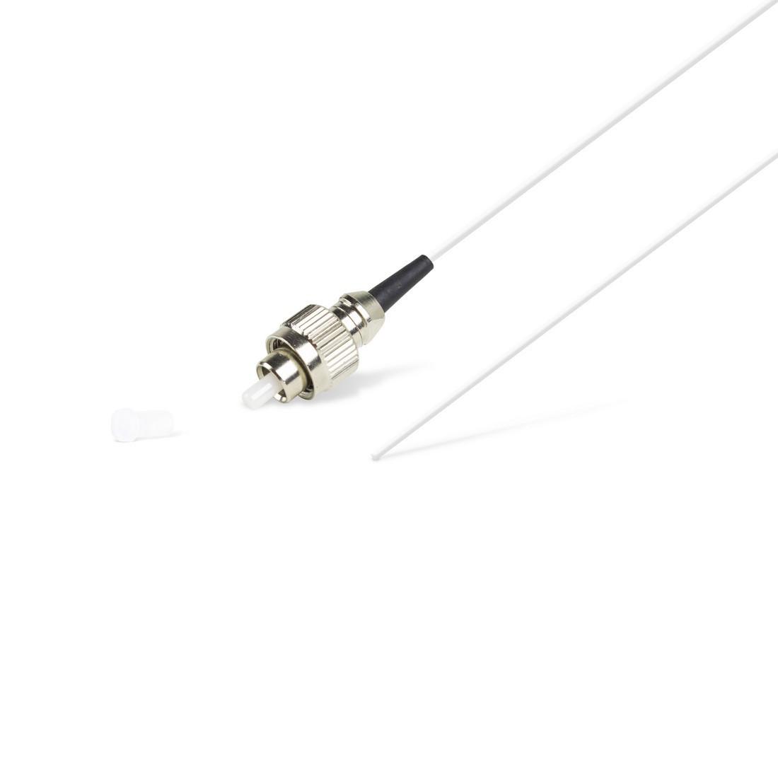 Пигтейл Оптический FC/UPC MM OM1 62.5/125 0.9мм 1.5 м