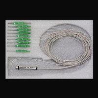 Splitter KINGTON SPL8 GPON 1:8 Type PLC Case type SHC in 900/out 900 Simplex SC/APC