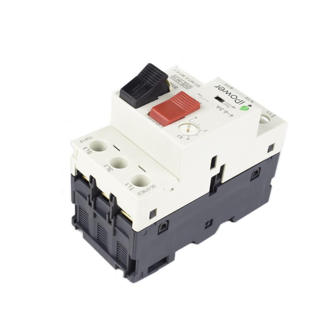 Автомат защиты двигателя iPower GV2-M06 (1-1.6A) - фото 2