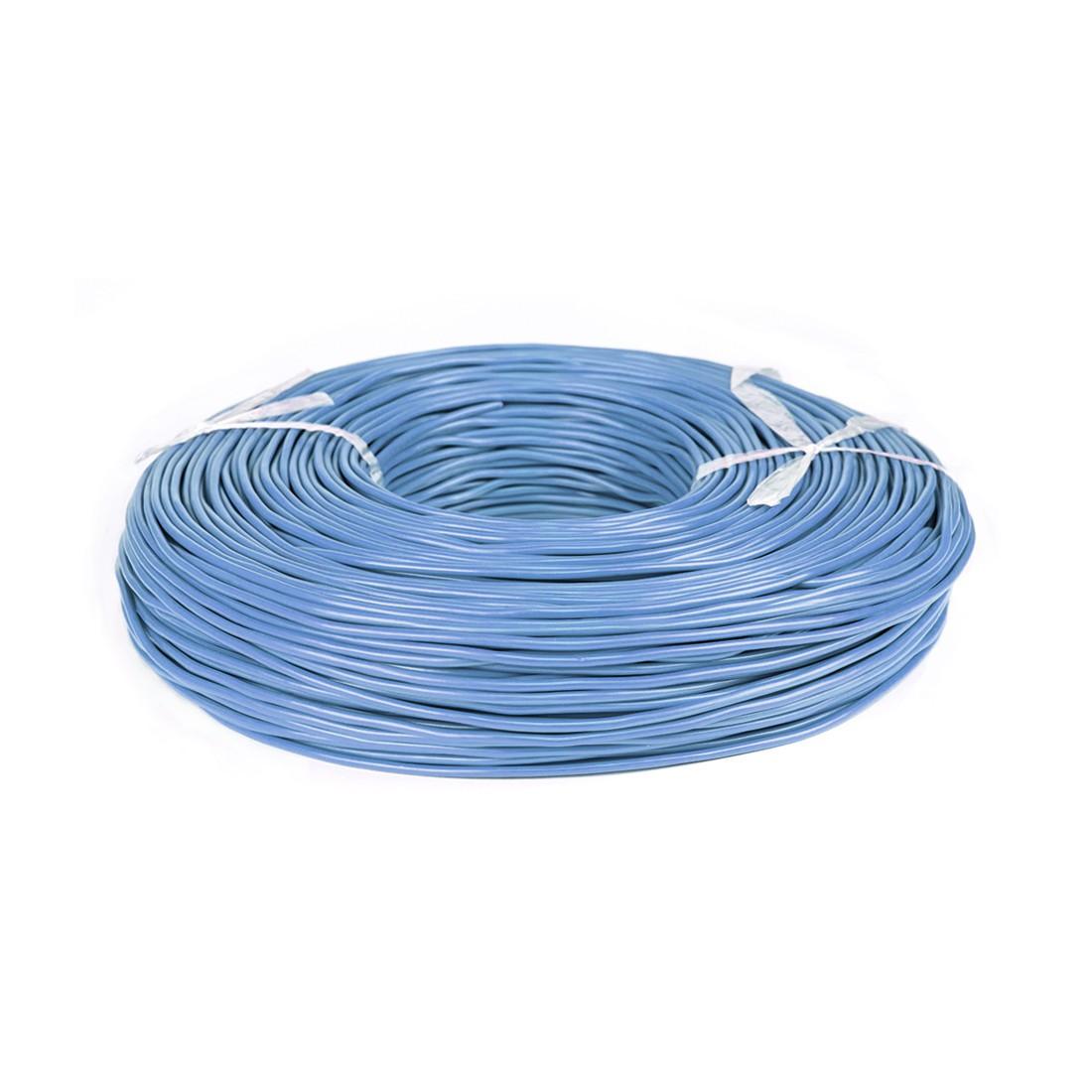 Провод монтажный iPower RV 1х0.5 синий