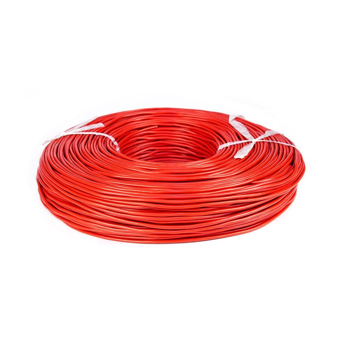 Провод монтажный iPower RV 1х1.5 красный