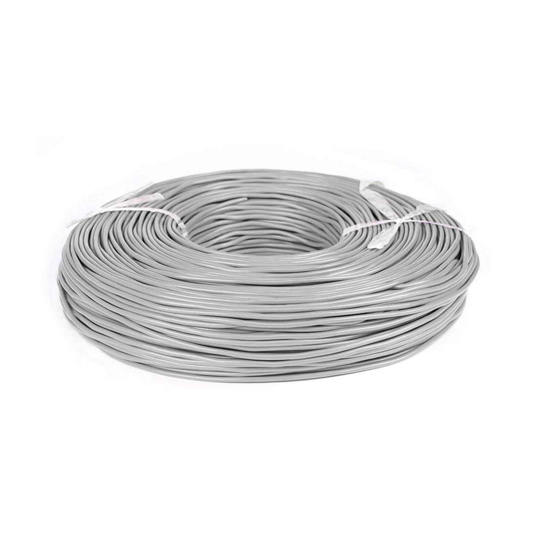 Провод монтажный iPower RV 1х2.5 серый