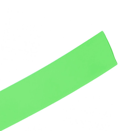 Трубка термоусаживаемая Deluxe DRS 60/30 зелёная