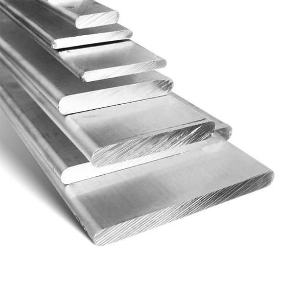 Шина алюминиевая АД31Т 8*80*4000