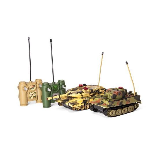 Набор радиоуправляемых танков RD360