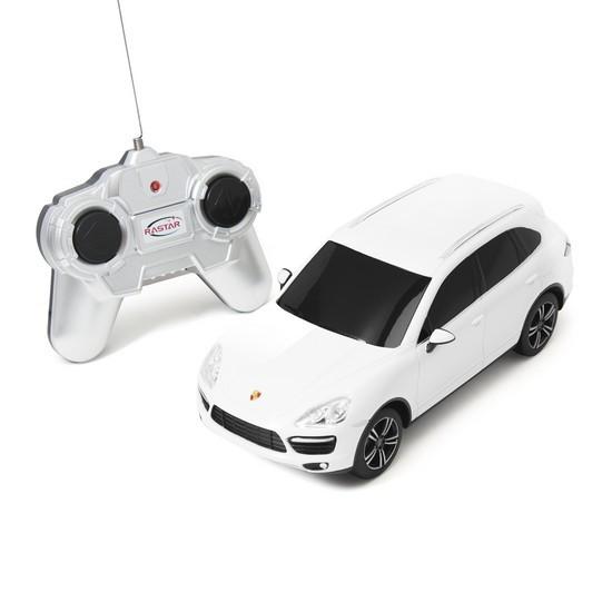 Радиоуправляемая машина RASTAR 1:24 Porsche Cayenne Turbo 46100W