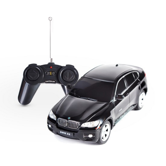 Радиоуправляемая машина RASTAR 1:24 BMW X6 31700B