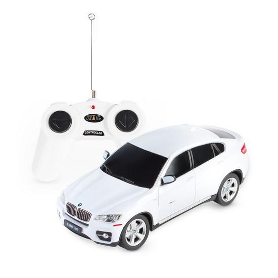 Радиоуправляемая машина RASTAR 1:24 BMW X6 31700W